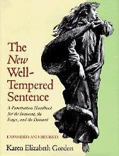 The New Well-Tempered Sentence