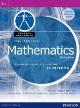 Pearson Baccalaureate Standard Level Mathematics Bundle for the IB Diploma 2012