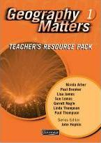 Geography Matters: Level 1 Teacher's Resource Pack