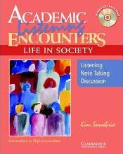 Academic Listening Encounters: Life in Society Student's Book with Audio CD