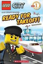 Lego City Adventures: Ready for Takeoff!