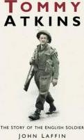 Tommy Atkins: The Story of the English Soldier