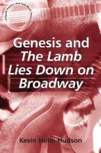 """Genesis and """"The Lamb Lies Down on Broadway"""""""