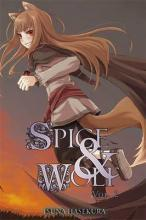 Spice and Wolf: Novel Vol. 2