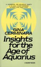 Insights for the Age of Aquarius