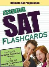 Essential SAT Flashcards