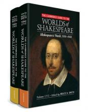 The Cambridge Guide to the Worlds of Shakespeare t