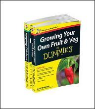 Self-Sufficiency For Dummies Collection - Growing Your Own Fruit & Veg For Dummies/Keeping Chickens For Dummies