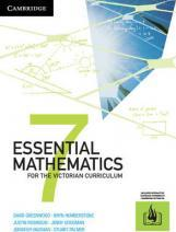 Essential Maths for the Victorian Syllabus Year 7 Print Bundle (Textbook and Hotmaths)