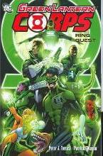 Green Lantern Corps Ring Quest: Ring Quest