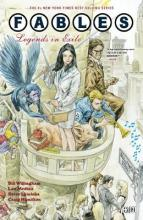 Fables: Legends in Exile Volume 1