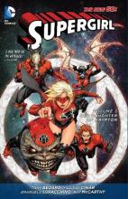 Supergirl: Red Daughter of Krypton (the New 52) Volume 5