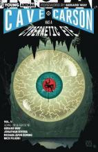 Cave Carson Has a Cybernetic Eye: Going Underground: Volume 1