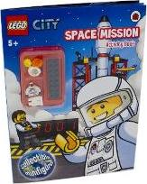 LEGO CITY: Space Mission Activity Book with Minifigure