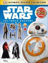 Star Wars: the Force Awakens Ultimate Sticker Collection