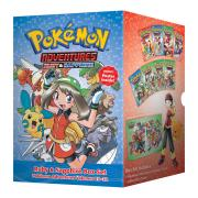 Pokemon Adventures Ruby & Sapphire Box Set: Volumes 15-22
