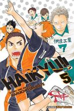 Haikyu!!: Vol. 5