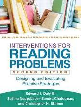 Interventions for Reading Problems