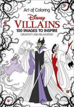 Art of Coloring: Disney Villains