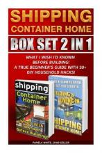 Shipping Container Home Box Set 2 in 1