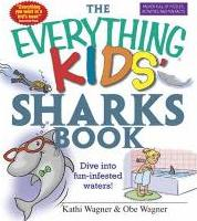 """The """"Everything"""" Kids' Sharks Book"""