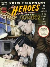 More Heroes of the Comic Books