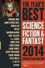 The Year's Best Science Fiction & Fantasy 2014 Edition 2014