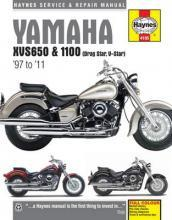 Yamaha XVS650 & 1100 (Drag Star, V-Star) Service and Repair Manual