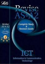 Letts A Level Success: AS and A2 ICT: Study Guide