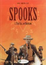 SPOOKS: Fall of Babylon v. 1