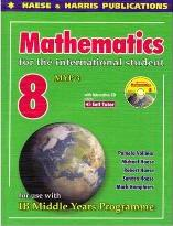 Mathematics for the International Student Year 8 IB MYP 3