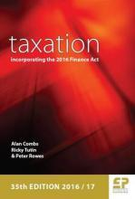 Taxation: Incorporating the 2016 Finance Act (2016/17)