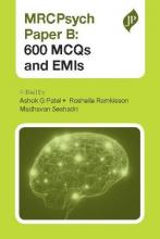 Mrcpsych Paper B: 600 MCQS and Emis