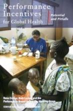 Performance Incentives for Global Health