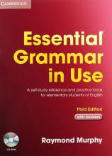 Essential Grammar in Use. English Edition with answers and CD-ROM