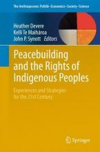 Peacebuilding and the Rights of Indigenous Peoples 2017