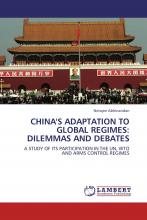 China's Adaptation to Global Regimes
