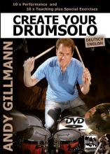 Create your Drumsolo DVD