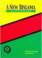 A New Bislama Dictionary