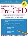 McGraw-Hill's Pre-GED: The Most Competent and Reliable Review of the Skills Necessary for GED Study