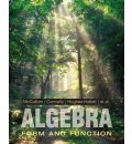 Algebra: Form and Function