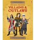 Sticker Dressing Villains & Outlaws