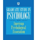 Graduate Study in Psychology 2014