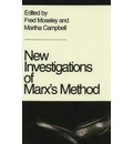 New Investigations of Marx's Methods