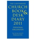 Canterbury Church Book and Desk Diary 2011: The-personal Organiser