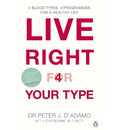 Live Right for Your Type