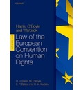 Harris, O'Boyle, and Warbrick: Law of the European Convention on Human Rights