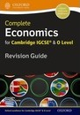Complete Economics for Cambridge IGCSE (R) and O Level Revision Guide