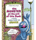 LGB The Monster At The End Of This Book (Sesame Book)