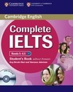 Complete: Complete IELTS Bands 5-6.5 Student's Book without Answers with CD-ROM